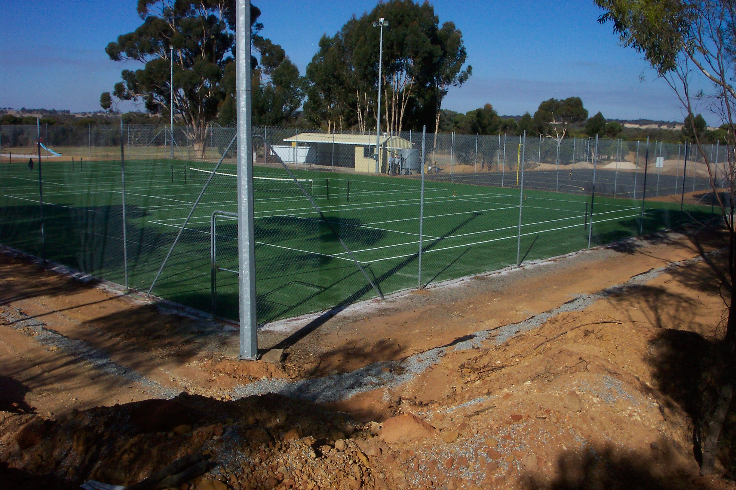 Cuballing Tennis Courts