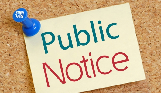 NOTICE OF PUBLIC ADVERTISEMENT OF PLANNING PROPOSAL